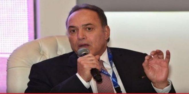 المهندس فتح الله فوزى، نائب رئيس جمعية رجال الأعمال المصريين