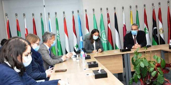 لجنة عربية تناقش تعديلات اتفاقية الإعفاء الضريبي والرسوم على النقل الجوي