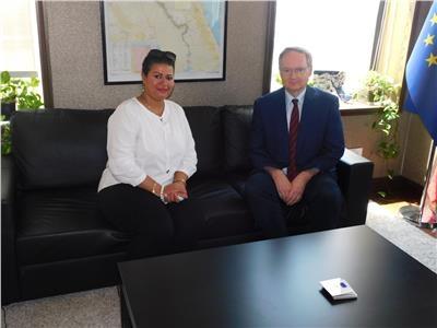 سفير الاتحاد الأوروبي : مصر مقصد ثقافي وسياحي كبير لشعوبنا