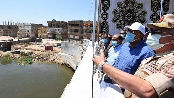 رئيس الوزراء يتابع تطوير المحاور المرورية بالإسكندرية وتفقد محور المحمودية