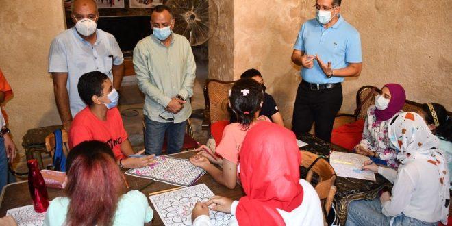 هذا ما تم لإحياء المباني الأثرية بالقاهرة التاريخية والفسطاط ورأى الأهالى