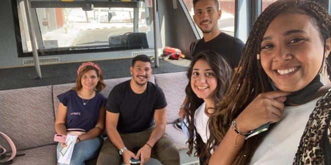 إحياء الجذور .. وفد الشباب المصري واليوناني والقبرصي يواصلون زيارة أثينا