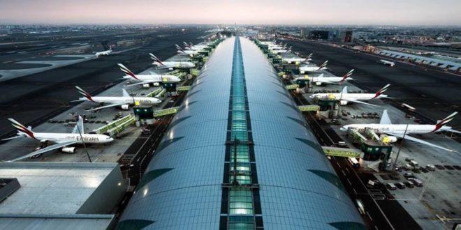 مطار دبي الأكثر ازدحاماً في العالم حقق 4.9 مليون مسافر في الربع الثاني