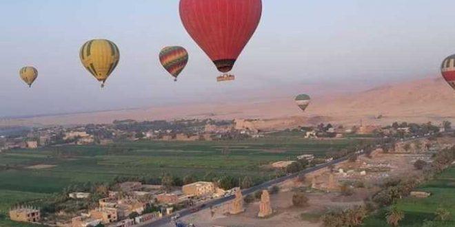 تسويق ثقافية الأقصر تخاطب أندية طيران العالم للمشاركة في ماراثون البالون