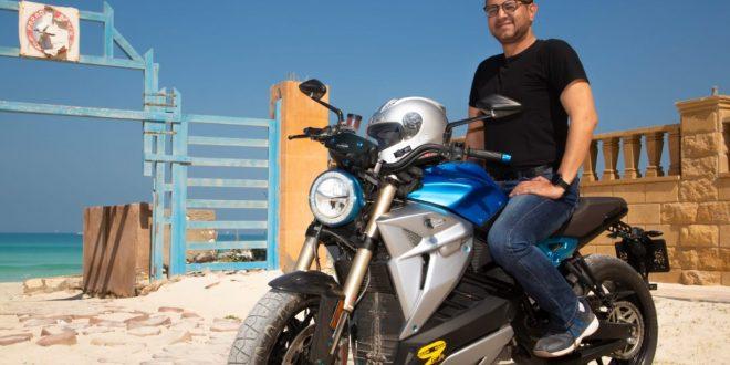 العلمين الجديدة تستضيف رقم قياسي عالمي جديد بقيادة دراجة لمدة 24 ساعة