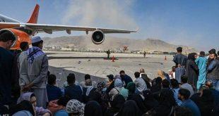 روسيا وتركيا تسيران رحلات جوية تجارية لمطار كابل و10 أفراد على الباكستانية