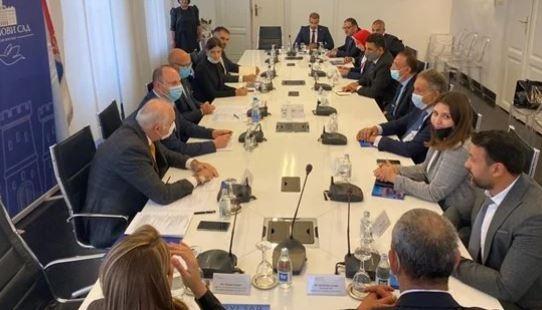 محافظ الإسكندرية يزور صربيا ويوقع اتفاقية للتعاون السياحي وزيادة الحركة