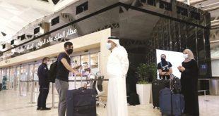 السعودية نصدر تعليمات جديدة بشأن دخول القادمين للمملكة تطبق يوم 23 سبتمبر
