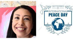 """""""نحن السلام"""" رسالة من أطفال العالم فى مبادرة الفنانة وفاء ياديس .. غداً"""