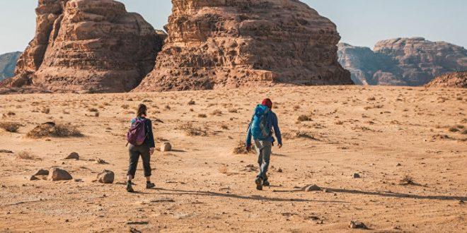 تراجع إيرادات وأعداد السياحة الوافدة إلى الأردن بنسبة 76% خلال 2020