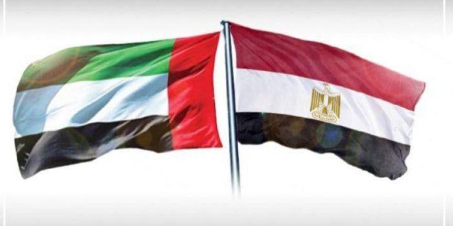 1250 شركة إماراتية تعمل في مصر بالخدمات اللوجستية والمالية والسياحة