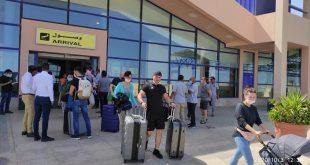 مرسى علم تستقبل السياحة الفرنسية لأول مرة منذ سنوات وارتفاع إشغال الفنادق