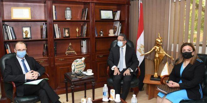 استكمال إجراءات مذكرة التعاون بين مصر وبلغاريا في مجال الآثار والمتاحف