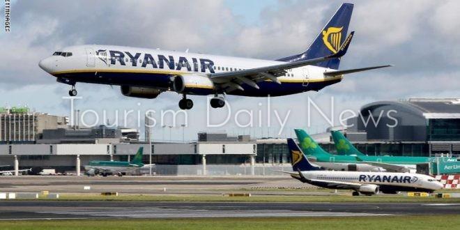 ريان إير تلغي شراء صفقة طائرات جديدة بوينج 737 ماكس بسبب التسعير