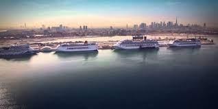 أبوظبي تستأنف الرحلات البحرية وتستقبل السفن السياحية بميناءي زايد وبني ياس