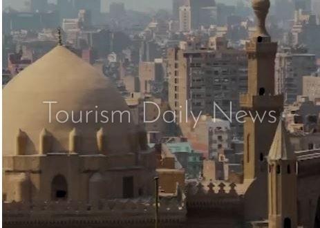 السياحة تروج محافظة القاهرة بفيديو 13 ثانية