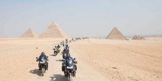 الاسكندرية تشهد انطلاق رالي «تحدي عبور مصر» في نسخته الجديدة الجمعة