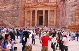 سياح الولايات المتحدة ينافسون الأردنيين على المركز الأول في زيارة البترا