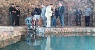 حمام موسى .. تجربة فريدة للسياحة العلاجية .. 5 عيون مياه كبريتية ساخنة