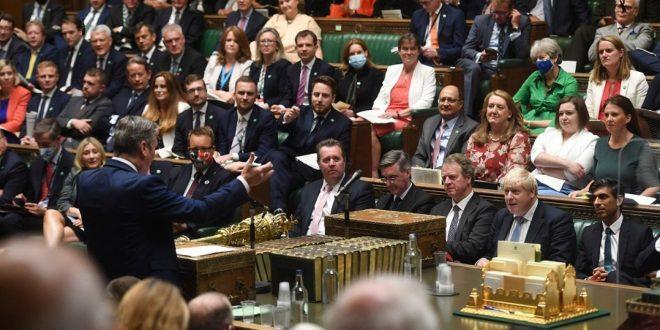 البرلمان البريطاني يقرر ضرائب جديدة لمواجهة كورونا وحزب العمال : غير عادلة