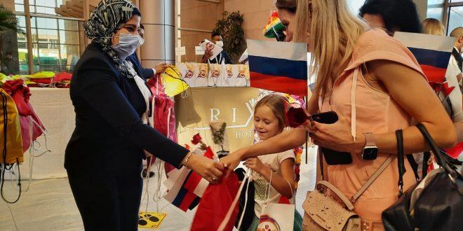 منتجعات شرم الشيخ تستقبل 29 رحلة سياحية من روسيا وأوكرانيا في المقدمة