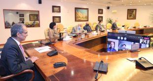 طلعت يشهد توقيع اتفاقية لإقامة شراكة استراتيجية بين ايتيدا وبلاج أند بلاى