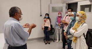 المتحف القومي للحضارة المصرية يواصل فعاليات التدريب الصيفي