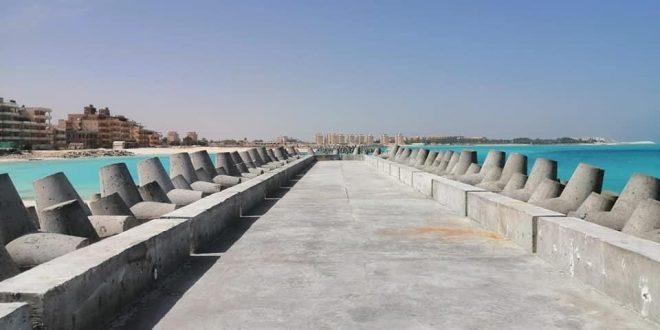 وزير الري : مشروع تطوير خليج مرسى مطروح ساهم في تنمية المنطقة سياحياً