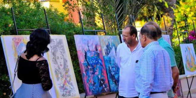 انطلاق كرنفال الغردقة الدولي للفنون بالممشى السياحي المفتوح بمشاركة 12دولة
