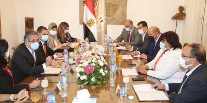 استراتيجية لترويج مصر السياحي والثقافي محليا وعالميا طبقا للمعايير الدولية