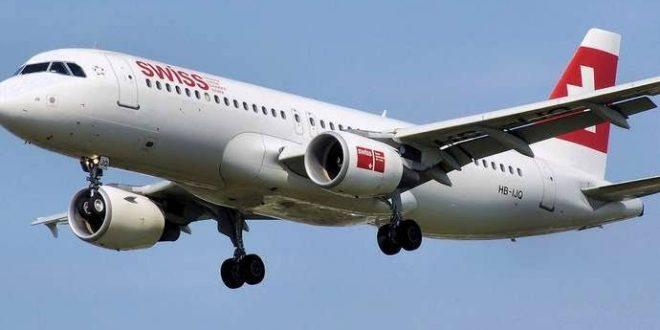 شرم الشيخ تستقبل أولي رحلات الخطوط الجوية السويسرية