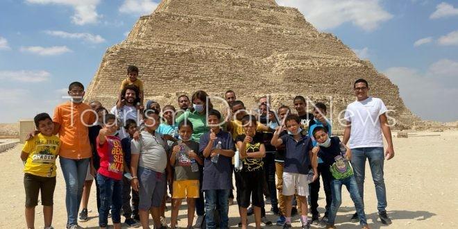 السياحة تنظم رحلات توعوية لمختلف فئات المجتمع في إطار مبادرة اعرف بلدك