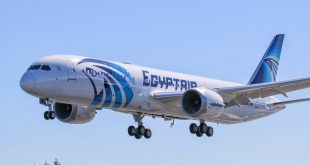 إسطنبول وامستردام وفرانكفورت ضمن 48 وجهة دولية لمصر للطيران غداً
