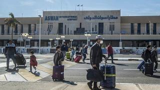 مطار أسوان يكشف عن كثافة عالية في معدلات التشغيل خلال موسم الشتاء