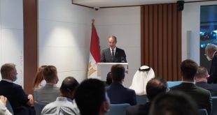 طلعت: مصر مركزا لمرور الكابلات البحرية الدولية بـ18كابلا منها 5قيد الانشاء