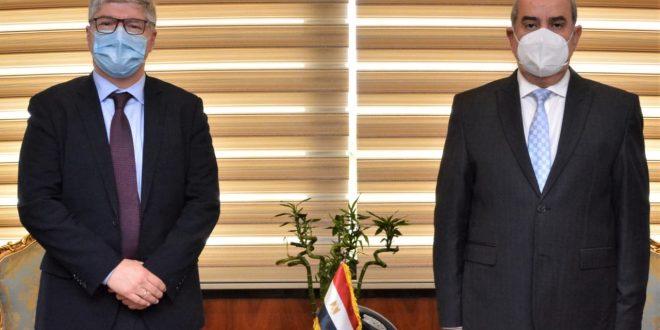 """محمد منار يلتقي أمين عام منظمة الطيران المدني الدولي """"الإيكاو"""""""