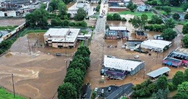 مصرع 15 شخصا وفقدان ثلاثة آخرين بسبب العواصف في مقاطعة شانشي بشمالي الصين