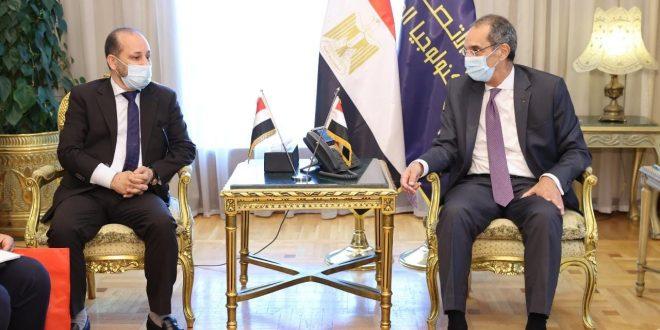 مصر واليمن تبحثان التعاون المشترك فى مجال الاتصالات وتكنولوجيا المعلومات