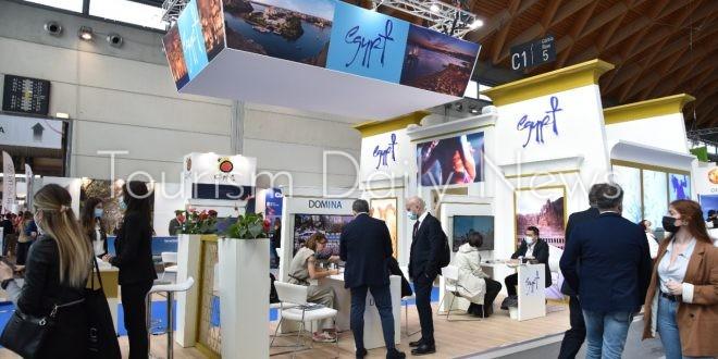 وزارة السياحة تشارك في فعاليات مؤتمر ومعرض TTG ريمني السياحي بإيطاليا