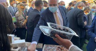ختام فعاليات الملتقي التسويقي للتمور المصري بالوادي الجديد