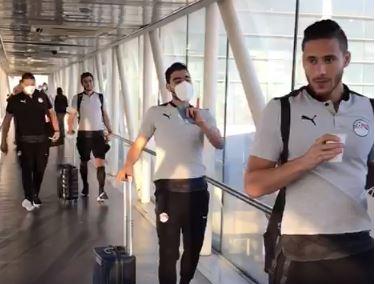 مصر للطيران تسير رحلة خاصة لنقل المنتخب الوطني لكرة القدم إلى ليبيا