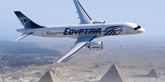 مصر للطيران تسير 70 رحلة جوية بينها 47 وجهة دولية لنقل 8848 راكباً غداً