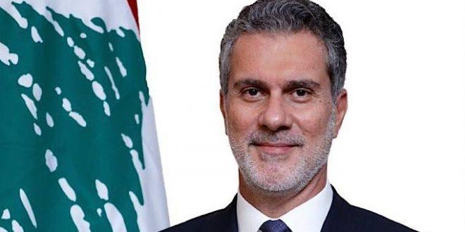 وليد نصار وزير السياحة