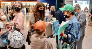 شرم الشيخ تستقبل أول فوج من السياح البريطانيين غداً .. والبداية بـ 20 رحلة