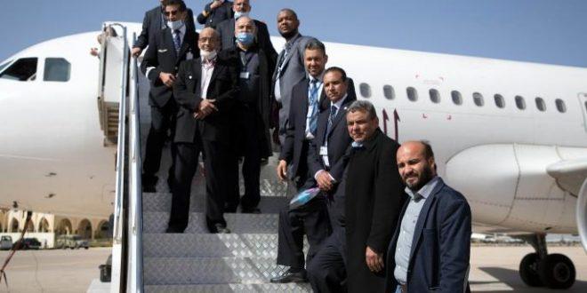 مصر وليبيا تتفقان على تسيير رحلات بين طرابلس ومصراته وبنغازي ومطار القاهرة