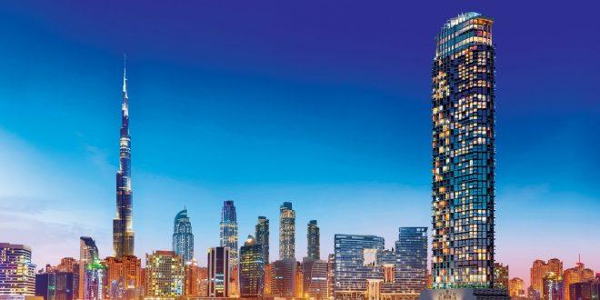 ذا فيت آوت تقدم خدمات التجهيز لفندق وريزيدنسز إس إل إس دبي وتجهيز 630 غرفة