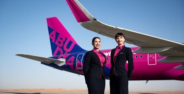 ويز إير أبوظبي تبدأ تسيير 7 رحلات جديدة لسوهاج والإسكندرية و5 وجهات أخرى