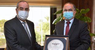 مصر تسعى لتعزيز العمل العربي لدعم التعاون فى مجالات الطيران المدني