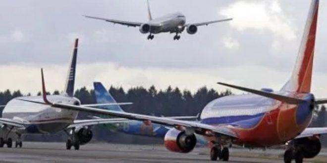 اسهم شركات الطيران الكبرى في المنطقة الحمراء بسبب المخاوف من السفر
