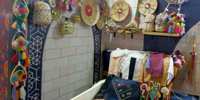 المعرض العاشر للسياحة والتسوق لمنتجات الشباب بمرسى مطروح يختتم أعماله